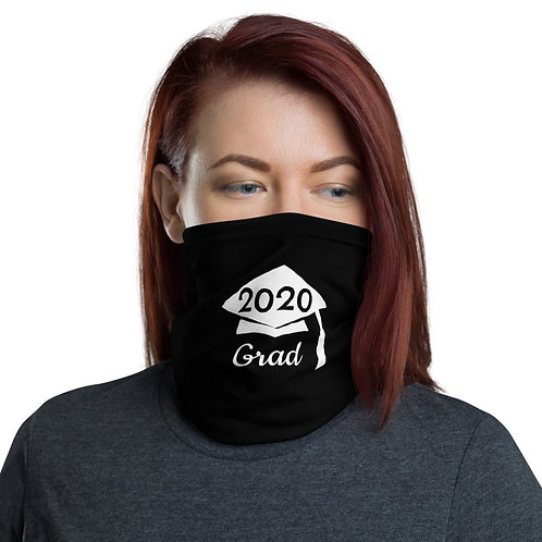 2020 Grad Neck Gaiter front