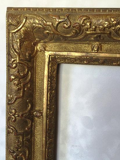 19th C. Louis XIV style Antique frame