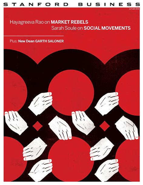 Steven Powell Design. Stanford Business cover art direction. + design.