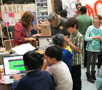kid built computer games