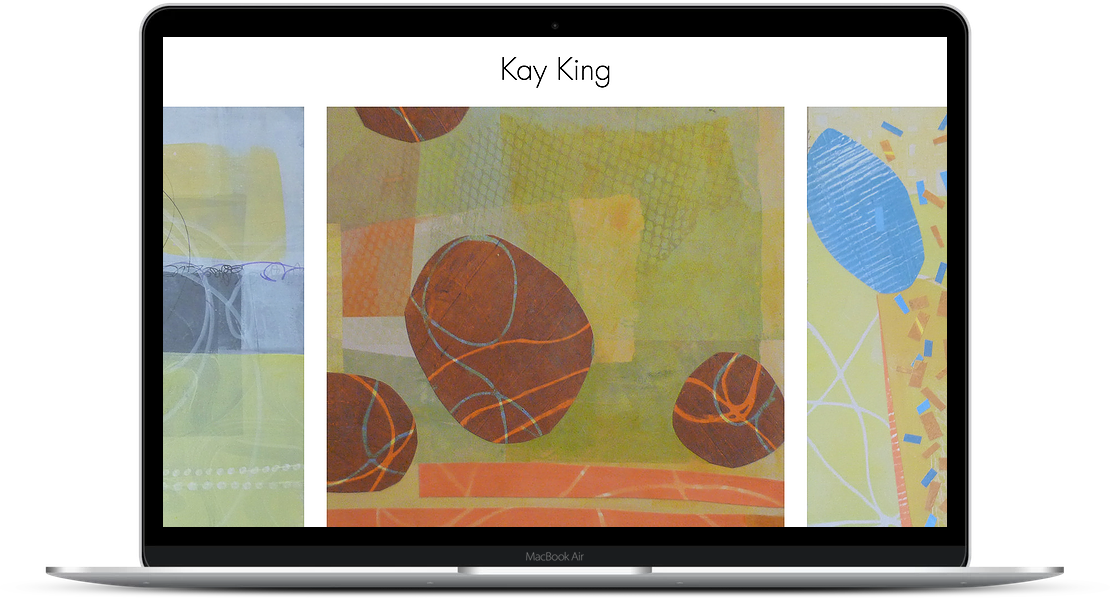 Kay King - Artist Website