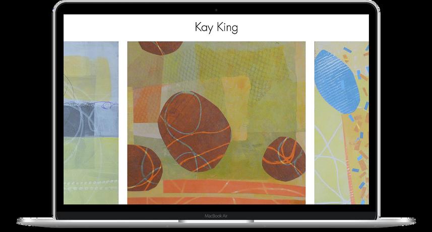 Kay King - Artist Website