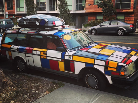 For the Love of Mondrian