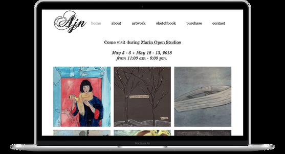 Ashley-Jayne Nicolaus - Artist Website