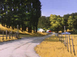 Country Road, Sonoma
