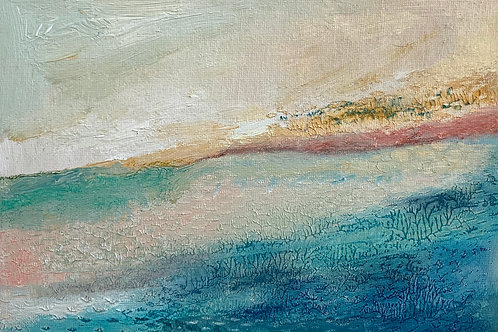 Blushing Dunes
