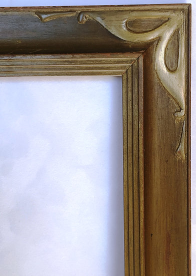 Early 20th C American frame