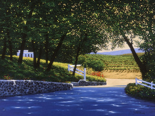 Entrance to the Vineyard