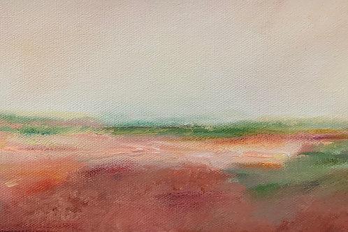 Horizon in Red