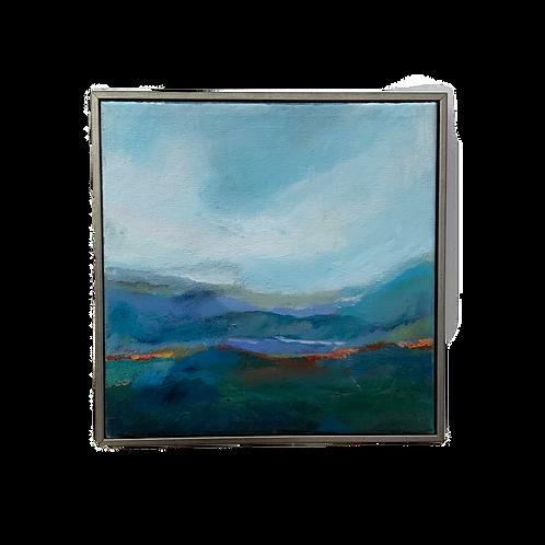 "Original Art ""Cerulean Valley"""