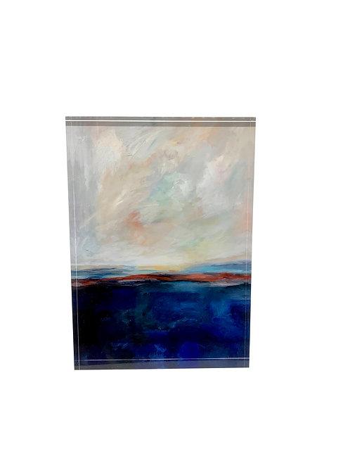 "Art Block ""Ocean Getaway"""