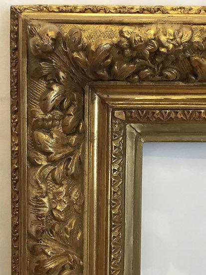 Antique American 'Barbizon' frame