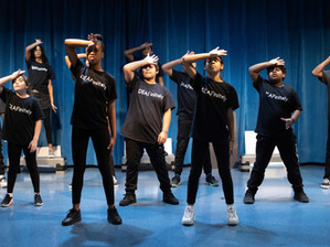 Boston Deaf Youth Connect with Hip Hop History