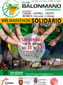 Ya estamos preparando el Maratón solidario a beneficio de la Plataforma de Alimentos del Ayuntamient
