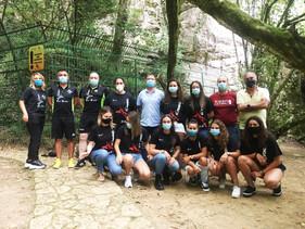 Los equipos del CB Camargo y CB El Pendo se ponen en marcha