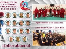 Homenaje a nuestr@s chic@s convocados para la Selección Cántabra