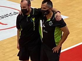 Fran Martín concluye, con excelente palmarés, su cuarta temporada en Camargo