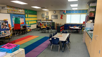 Classroom Reorganization