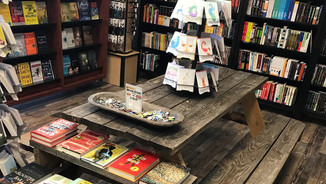 Bookstore Nook