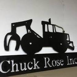 chuck rose logging