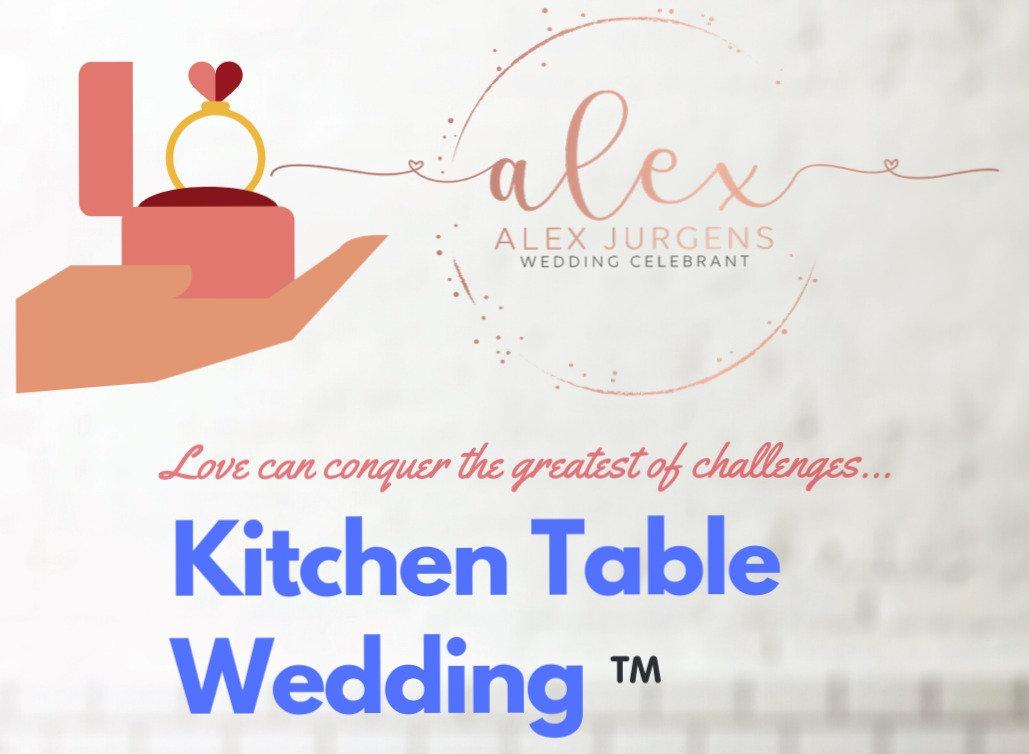 Kitchen Table Wedding TM