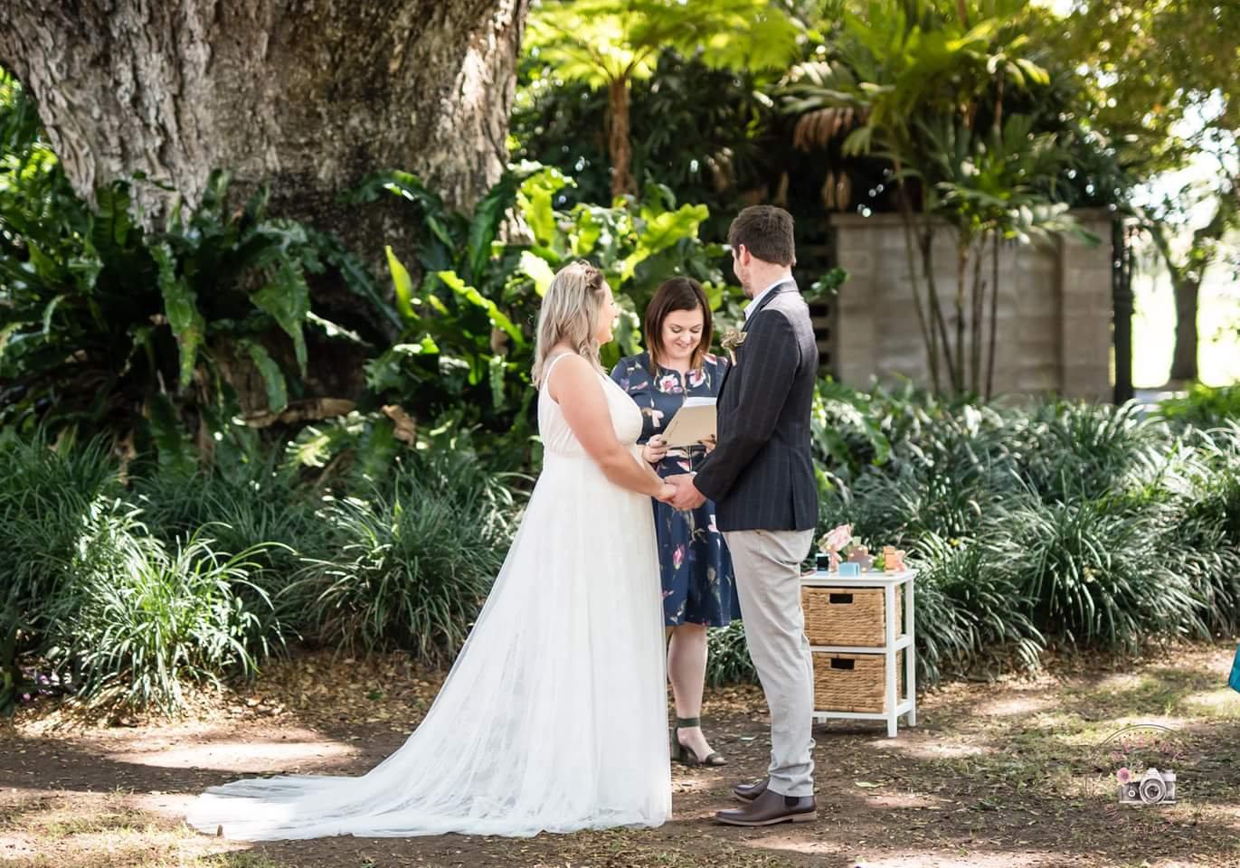 The Mid Week Elopement Wedding