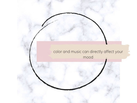 Color & Music Can Help You Create a Calm & Soothing Space