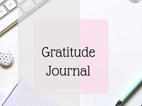 Use a Gratitude Journal to Practice Mindfulness