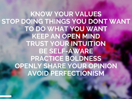 9 Ways to Live a More Authentic Life