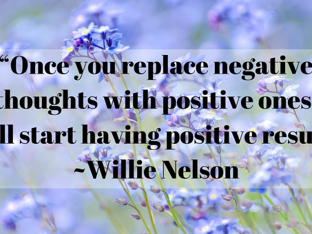 Use Your Cognitions to Build a Positive View of Yourself