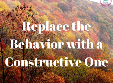 The Essential Way to Find Destructive Behaviors and Replace Them with Constructive Ones