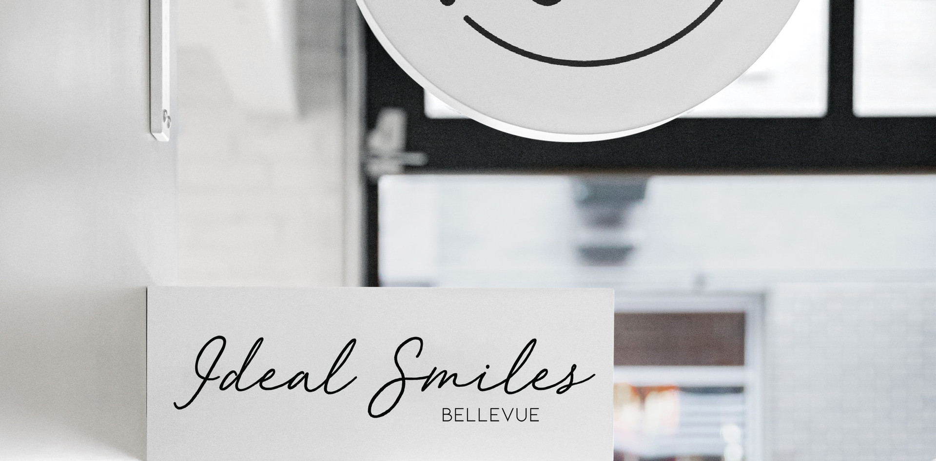 Ideal Smiles Dental Logo