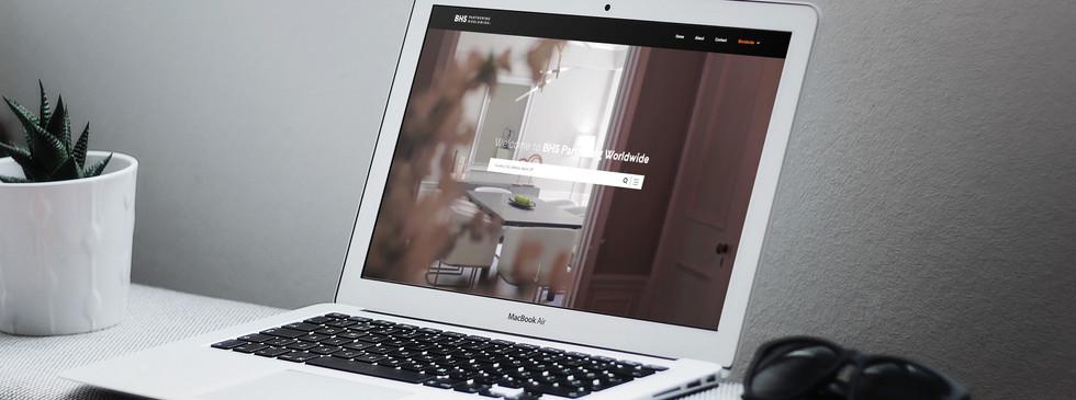 BHS Website