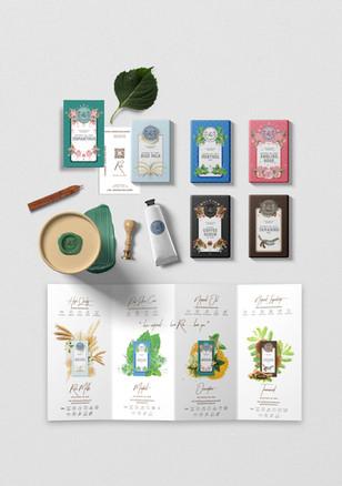 Rus Branding Set
