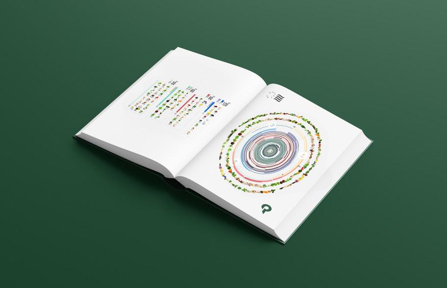 365 Vegetation Infographic