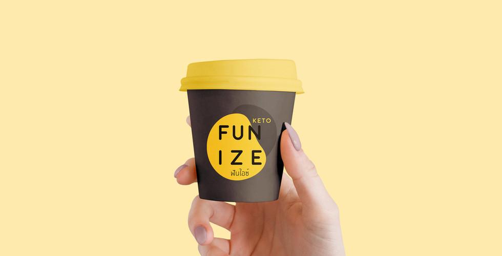 Fun Ize Ice Cream Packaging