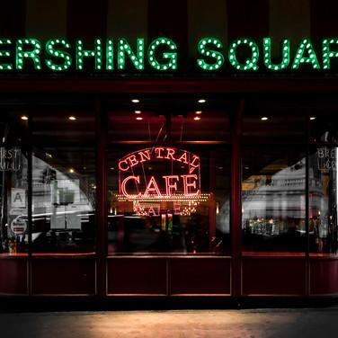 Pershing Square Cafe, Manhattan.