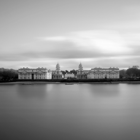 Royal Naval College, Greenwich, London.