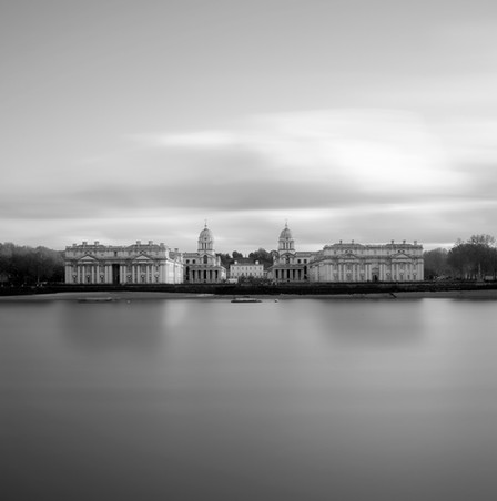 Royal Naval College, Greenwich, London