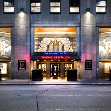 The Rockefeller Center, Manhattan.