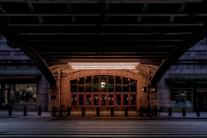 Grand Central, New York City.