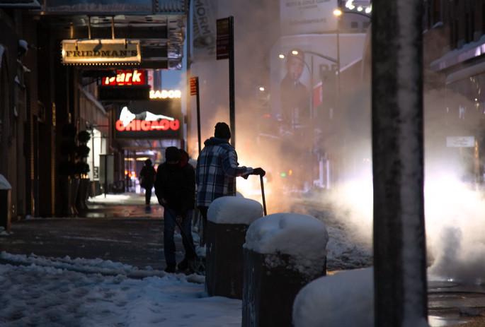 Theatre District, Manhattan.