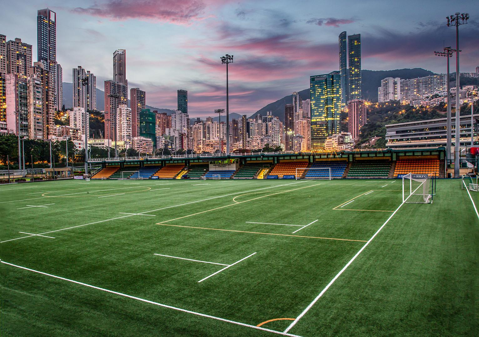 Happy Valley, Hong Kong