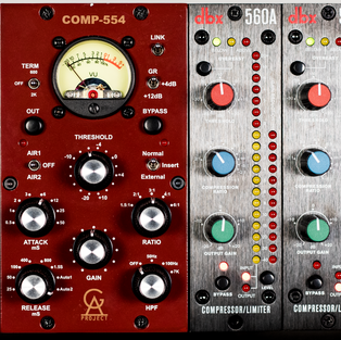 GAP comp 554/ DBX 560a