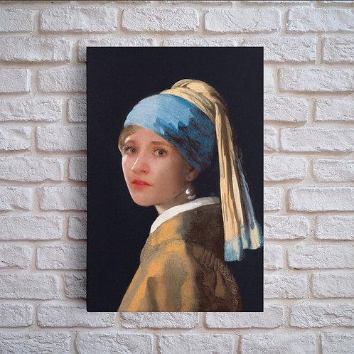 Toile Vermeer