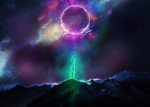 My space light