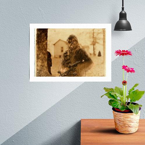 Chewbacca 1908 (repro)