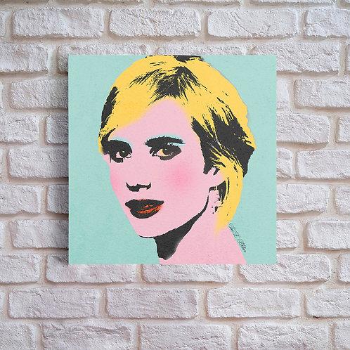 Toile Warhol
