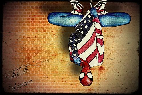 Usa spider girl