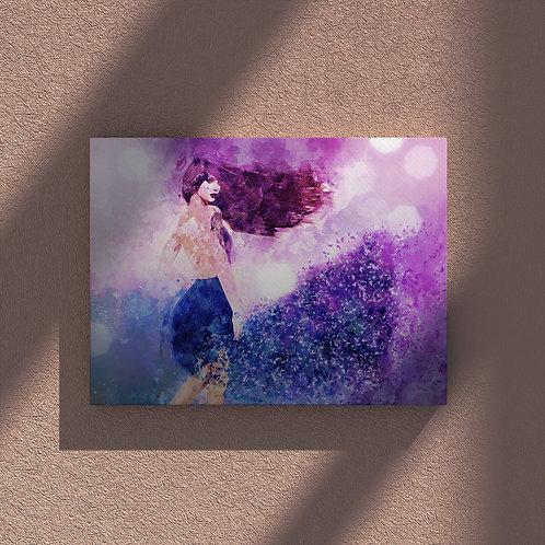 Girl paint 4